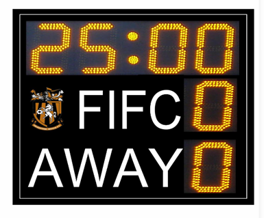 A picture containing text, scoreboardDescription automatically generated